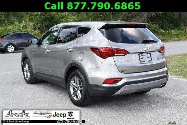 2018 Hyundai Santa Fe Sport 2 4 Base In Palatka Fl Jacksonville Hyundai Santa Fe Sport Beck Chrysler Dodge Jeep Ram